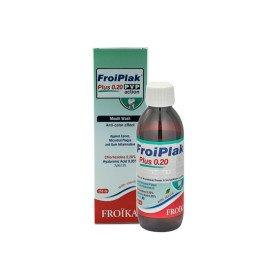 Froika Froiplak Plus 0,20 PVP action Στοματικό Διάλυμα κατα της Χρώσης 250 ml