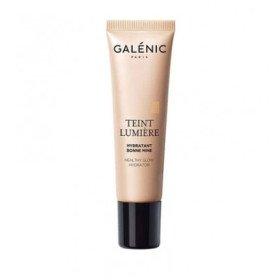 Galenic Teint Lumiere - Hydratant bonne mine Clair - Ενυδατική κρέμα με χρώμα/ανοιχτόχρωμο δέρμα, 30ml
