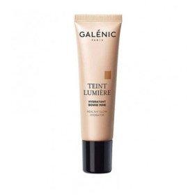 Galenic Teint Lumiere - Hydratant bonne mine Mat - Ενυδατική κρέμα με χρώμα/σκούρο δέρμα, 30ml