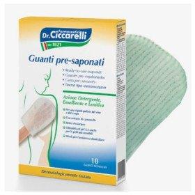 Dottor Ciccarelli Guanti Pre-saponati, Γάντια προ-σαπουνισμένα 10 τεμάχια